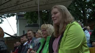 Comedyabend beim Altstadt-Kulturfest in Korbach