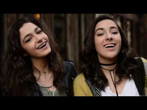 I've Just Seen a Face by The Beatles COVER (Carly and Martina)