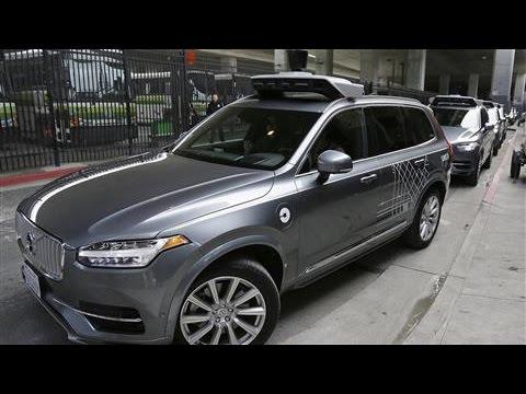 Uber Ordered to Halt Autonomous-Car Service