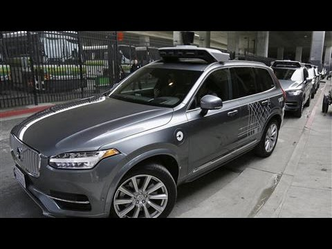 Uber Ordered to Halt Autonomous-Car Service
