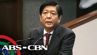 TV Patrol: Marcos, hiniling ihuli ang proklamasyon ng VP