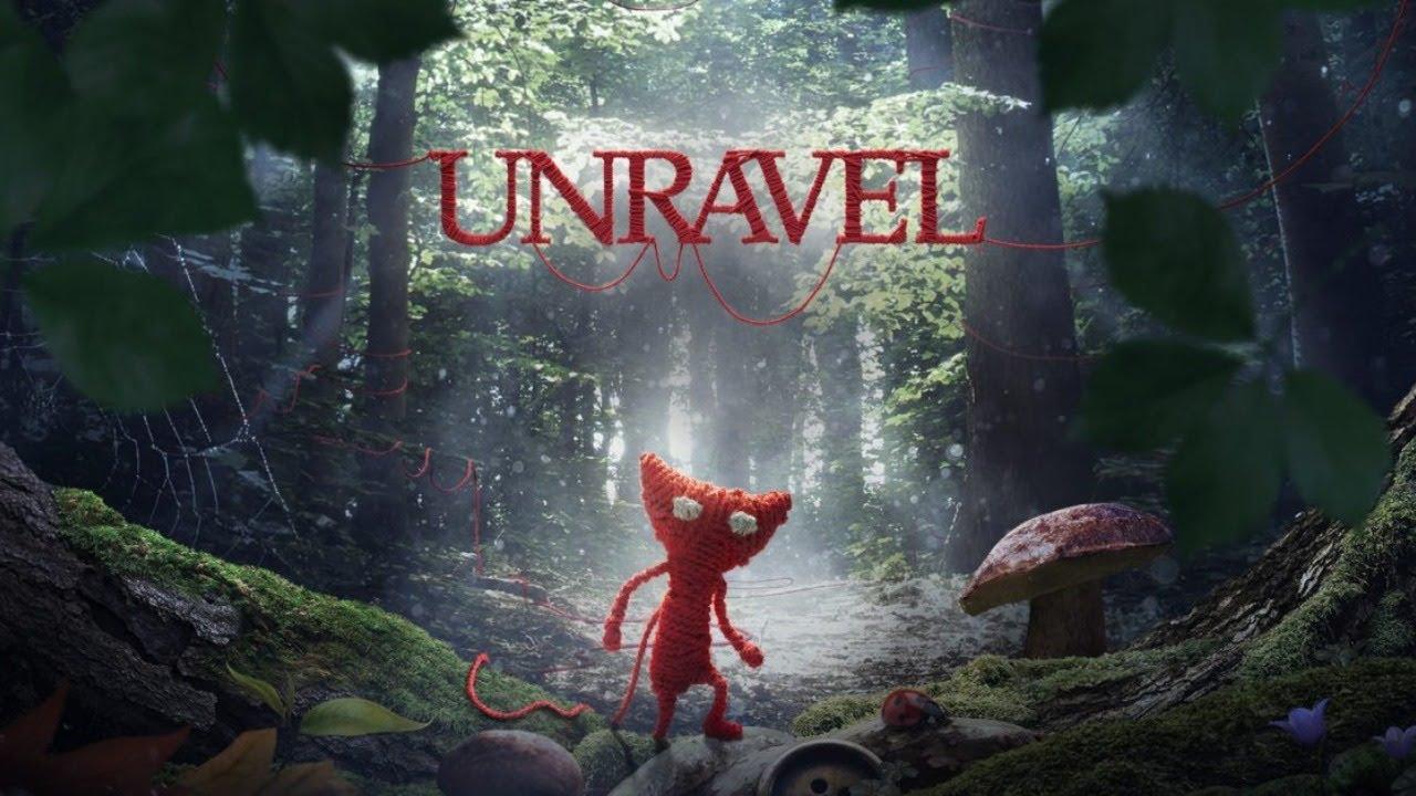 Unravel #8 - Game này muốn thấy hay là phải chơi nhiều ae ạ 😁