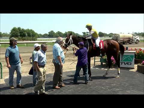 video thumbnail for MONMOUTH PARK 7-28-19 RACE 1