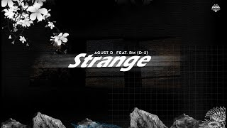 Download song [Vietsub] STRANGE - AGUST D (ft. RM)