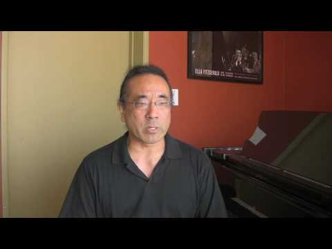 Jazz Piano Lessons in Orange County California- Ron Kobayashi- The Music FActory OC