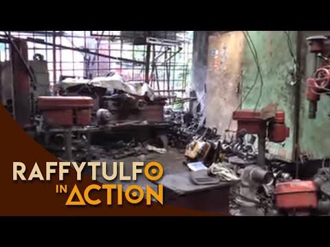DUGYOT AT BURARANG TALYER, ISINUMBONG KAY IDOL RAFFY!!!