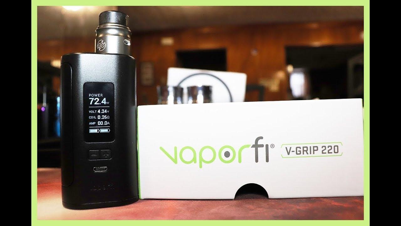 VAPORFI V-GRIP 220 MOD