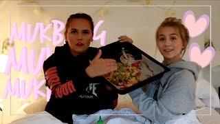 vuclip MUKBANG | Vegan Pizza mit Laura ∞