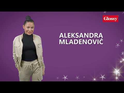 GLOSSY LIČNO Aleksandra Mladenović: Biram starije muškarce, jer se mlađi nisu pokazali!