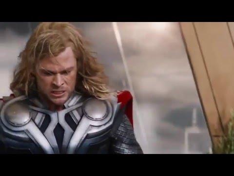 Thor - Captain America - İron Man All Fight Scene | Avengers Fight Scene |