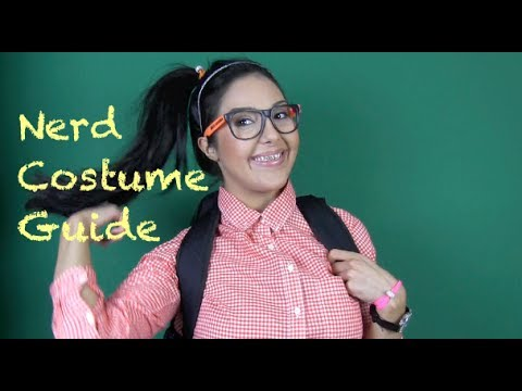My (NOT) Sexy Nerd Costume - DIY Braces - Last Minute ...