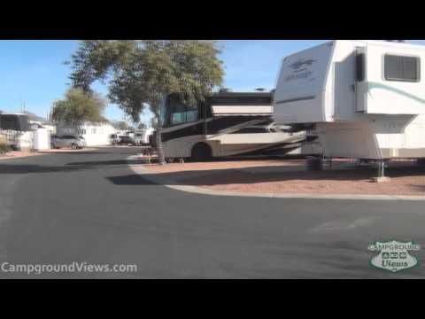CampgroundViews.com - Shiprock RV Resort Apache Junction Arizona AZ