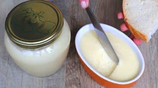 Плавленый Сыр за 10 минут из 2 основных ингредиентов Круче Магазинного