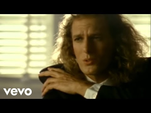 Michael Bolton - How Am I Supposed To Live Without You (Official Music Video)