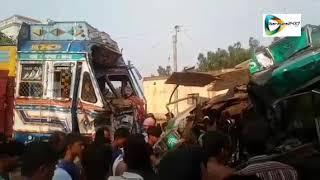 road accident at kotulpur,1death,2Injured.