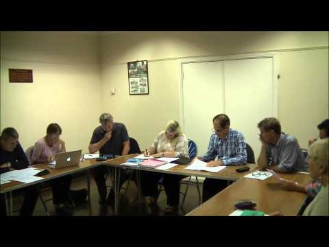 Hilton Parish Council Meeting 1st September 2014