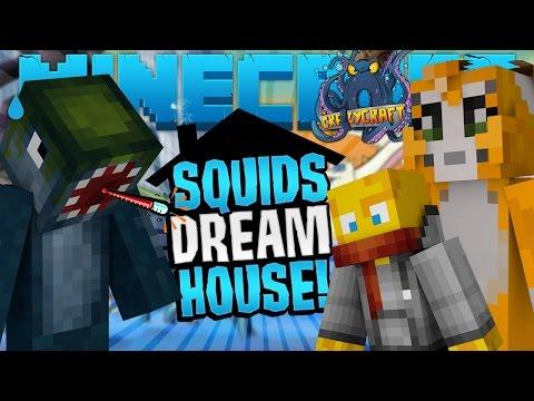 Minecraft - Crazy Craft 2.2 - Squid's Dream House! [14]