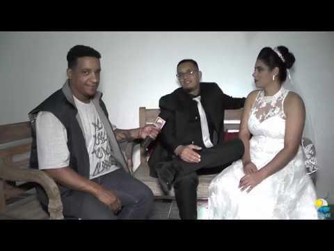 Casamento de Efraim & Edna Bastos