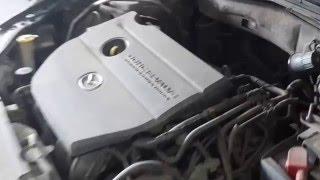 Диагностика Мазда 6. На холодную периодически включается вентилятор .