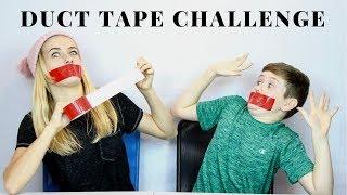Duct Tape Challenge!