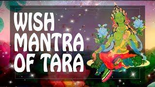 Wish Mantra of Tara Goddess ☸ Mantra for Wishes ☸ Powerful Mantras ...