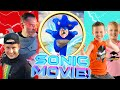 Sonic the Hedgehog Movie Remastered!