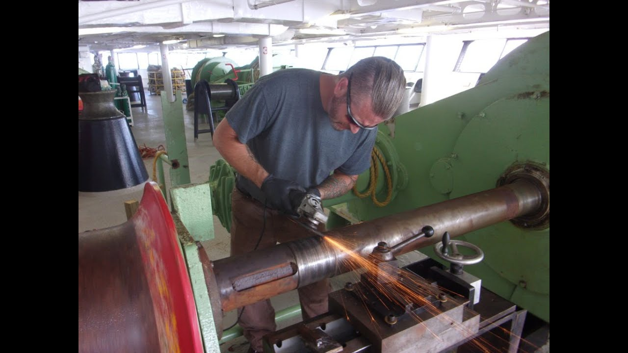 Fantastic Mechanical Machinery I've Never Seen, Extremely Operating Factory Operation, Workers.[3]