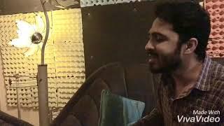 Aayat - (Acoustic Cover) Hamza Tanveer ft. Haroon Leo