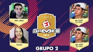 Baixar Davy Jones x Mr. Lucky e CajuTV x Mr. Lucky - COPA EI GAMES DE FIFA 18