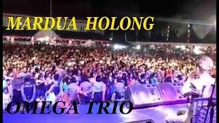 MARDUA HOLONG - OMEGA TRIO (Live)