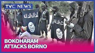 Download Boko Haram Fighters attack Damboa community in Borno State