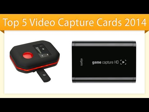 Top 5 Best Game Capture Cards | 2014