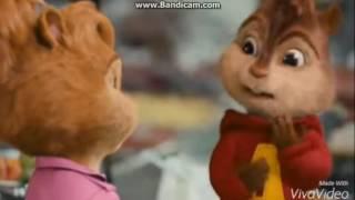 Элвин и бурундуки - А ты такой красивый с бородой!!!