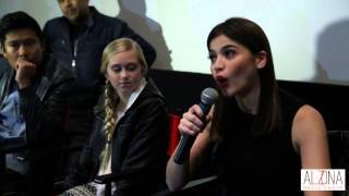 Anne Curtis and Cast from Blood Ransom Meet and Greet Fans at Americana in Los Angeles