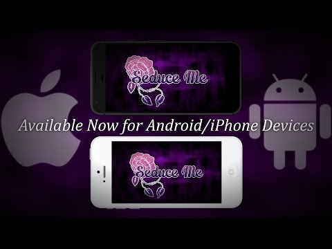 『Seduce Me』Available on Android/iPhone Devices!