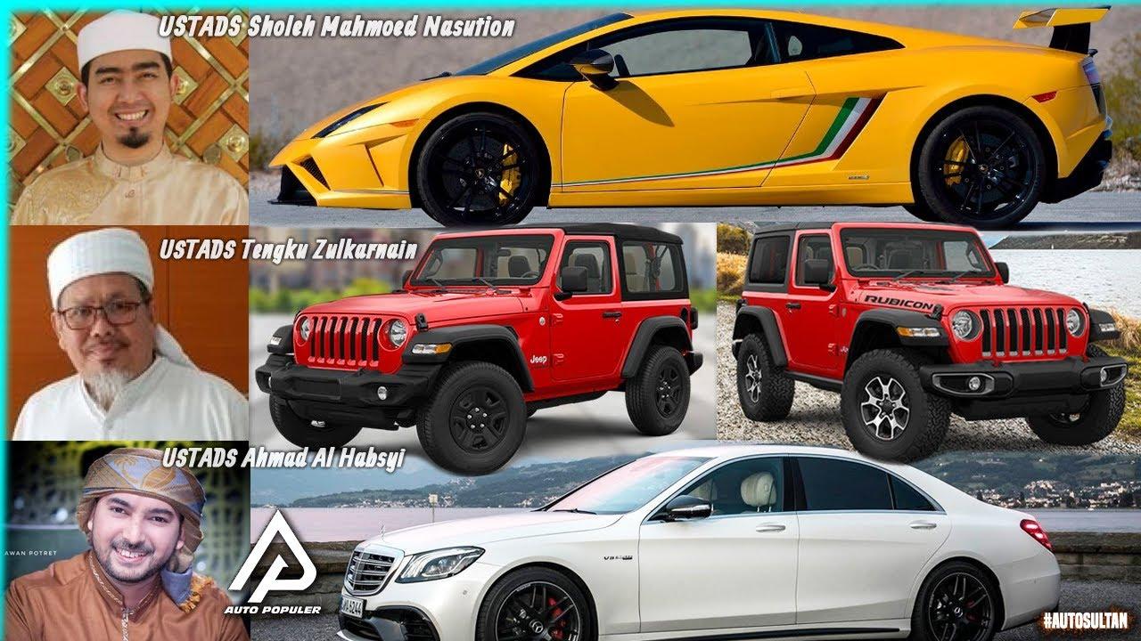 Menjadi Ustads Kondang Seperti Apakah Koleksi Mobil Mewah Dan Kekayaan Dimilikinya Youtube