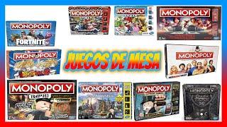 MONOPOLY AMAZON / Juegos de Mesa Amazon / Comprar Monopoly