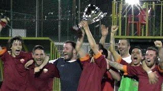 FINALE JollyCup 2014/2015 torneo calcetto Roma futsal calcio a 5