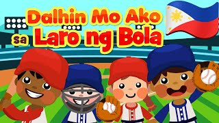 Take Me Out To The Ball Game in Filipino | Awiting Pambata Rhymes