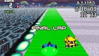 F-Zero: Maximum Velocity Knight Cup master 60fps