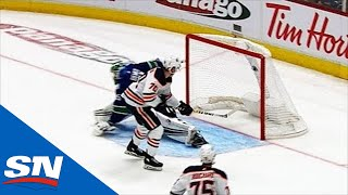 Oilers Somehow Blow Wide Open Chance In Front Of Thatcher Demko