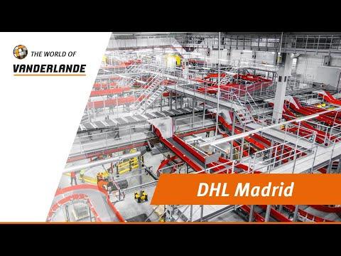 The World Of Vanderlande: DHL Madrid
