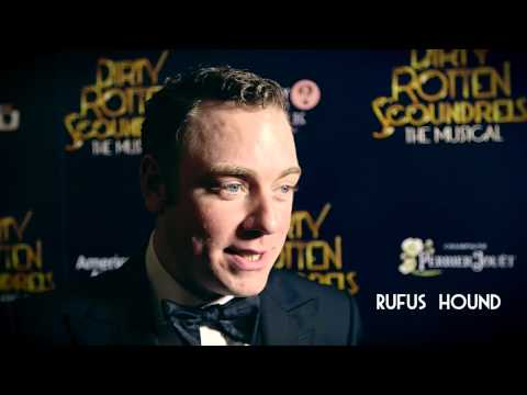 Dirty Rotten Scoundrels: Opening Night