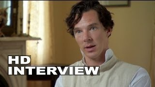 12 Years A Slave: Benedict Cumberbatch On Set Movie Interview