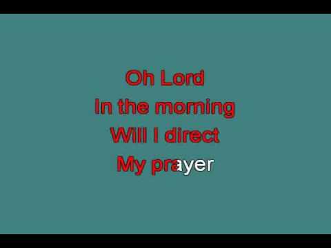 PSALM 5 [karaoke]