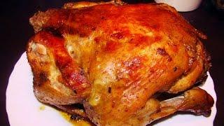 Как приготовить  курицу в духовке, курица в духовке