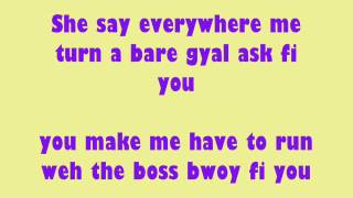Mavado Come Round Lyrics
