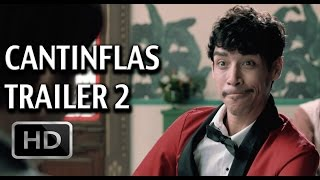 Cantinflas Official Mexico Trailer 2 (2014) - HD