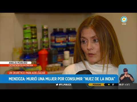 """Mendoza: Murió una mujer por consumir """"Nuez de la India""""   #TPANoticias"""