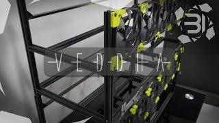 Dual 8-GPU Veddha Mining Frames Build Review
